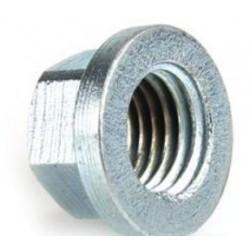 Tuerca tipo hexagonal cigüeñal lado embrague, Vespa CL, DS, DN, IRIS, TX, T5, Vespa 125 del 60 al 65
