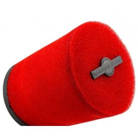 Filtro de Aire Racing MARCHALD rojo, conexión 46/49/52/55/58/62mm, dimensión 120x170mm