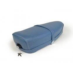 Asiento Azul Jeans con cerradura Vespa Primavera