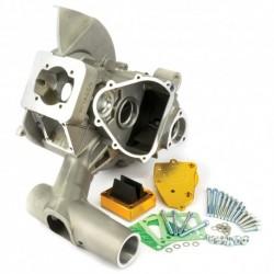 """Carter Motor Láminas Pinasco """"8X"""" Completo Vespa Smallframe (26482030)"""