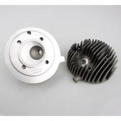 Culata Aluminio Faro Bajo 160cc Pinasco VRH 8P (25243600)