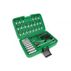 Caja de herramientas llave de tubo Toptul