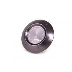 Tapón tuerca rueda/llanta 35mm Gris acero