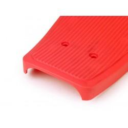 Alfrombrilla suelo central Vespa PX, IRIS desde 1984 (rojo)