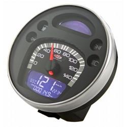 Cuentakilómetros Digital SIP 2.0 Vespa PX Disco, Iris, PK XL (75 y 125), Plurimatic
