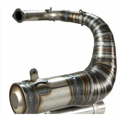 Escape QUATTRINI M3-200 para cilindro QUATTRINI M200, Vespa Super, SL, Primavera