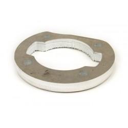 Junta distanciadora base del cilindro BGM PRO 10,0mm para POLINI EVOLUTION láminas 133cc