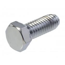 Tornillo galvanizado de cabeza hexagonal M5x16mm