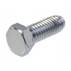Tornillo galvanizado de cabeza hexagonal M8x16mm