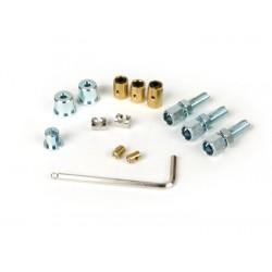 Kit Tensores cable y prisioneros BGM PRO, Lambretta LI,LI Special,SX,TV (serie2,serie3),DL,GP