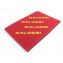 Filtro universal aire Malossi Double Red Sponge 297x210mm, Vespa