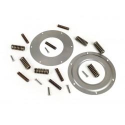 Kit reparación primario piñón elástico BGM con 12 muelles reforzados, Vespa PX Disco, COSA, CL, DS, CN, IRIS, TX, T5
