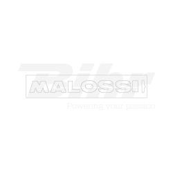 Pegatina Malossi Blanco 14 cm