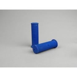 Puños Azul Vespa retro 21mm, Vespa 150/160 Sprint