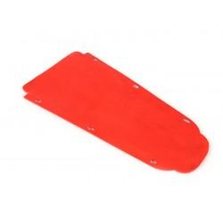 Alfombrilla central Roja suelo Vespa 50, Primavera, Super, SL